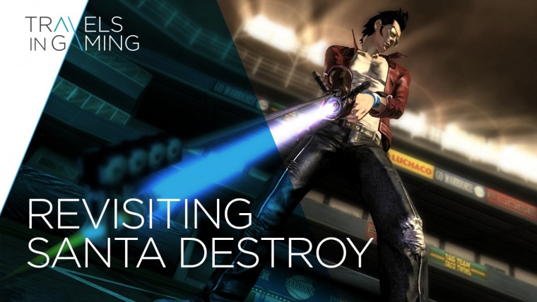 Revisiting Santa Destroy | Travels in Gaming