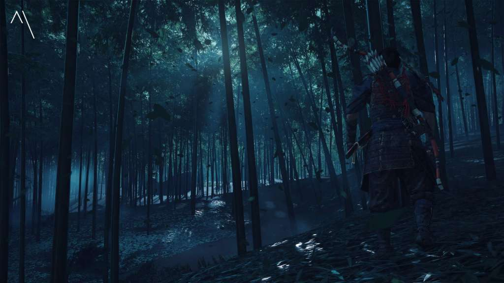 Waling in Jin's Tsus(hima) | Ghost of Tsushima | Travels in Gaming